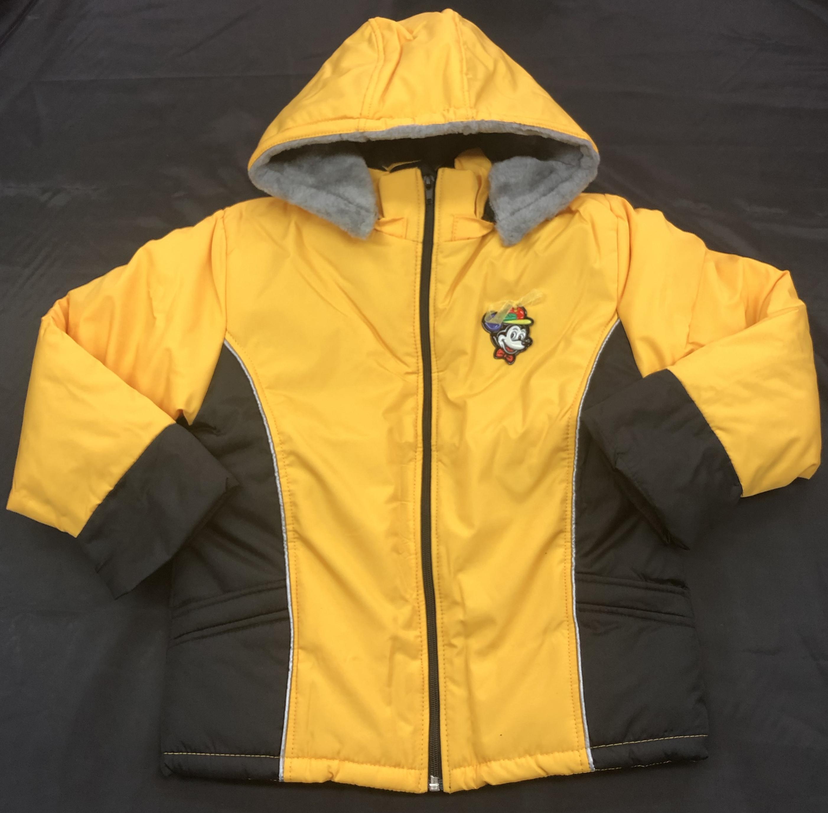 Детская зимняя куртка, ЗИМКЕП1