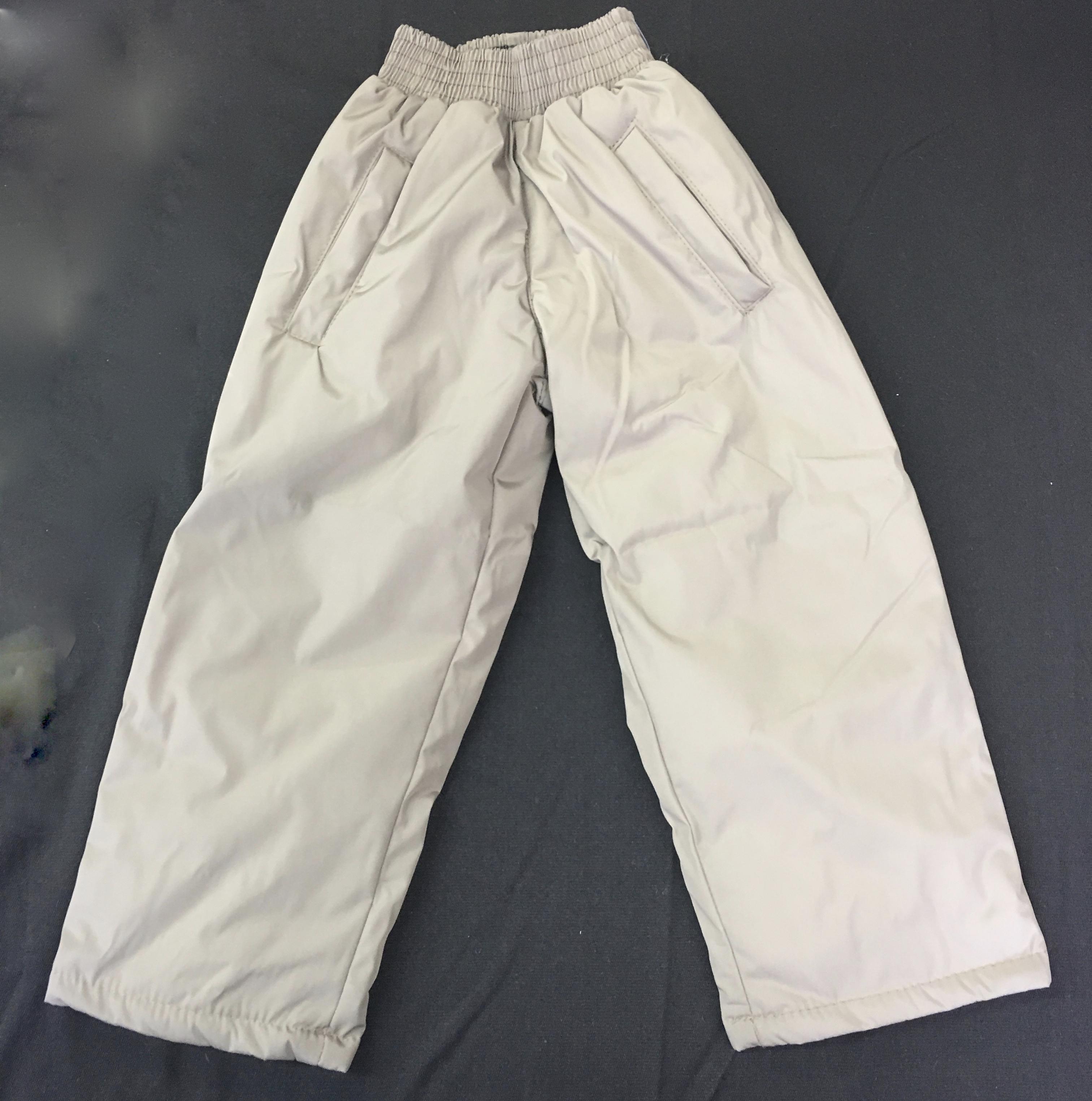 Детские утепленные брюки, УБ2