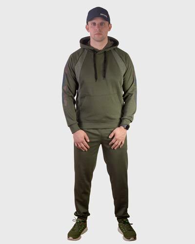 e19f1fd2 Мужской Спортивный костюм теплый КМФ20 от Спортсоло