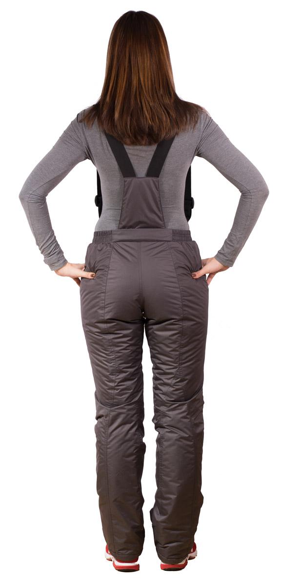 картинка Женские брюки - комбинезон, модель ПЖ1 (цвет графит) от магазина Спортсоло
